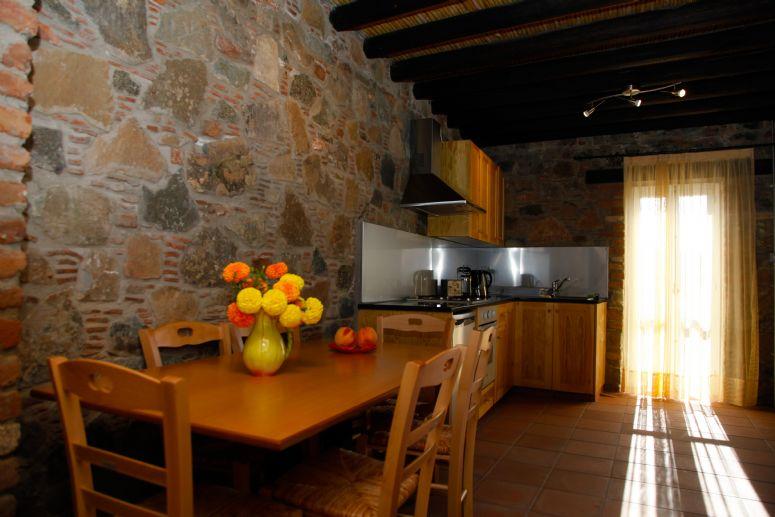Laxia Mountain View Suite - Kitchen