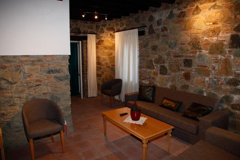 Farmakas Village Covo Retreat - Lounge Area