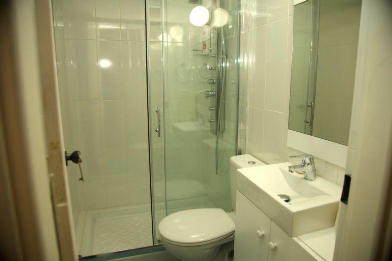 Agrotourism Turismo Holiday Units - Bathroom